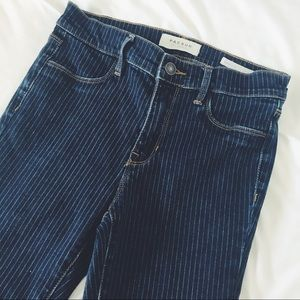 'PacSun' Pinstriped Jeggings